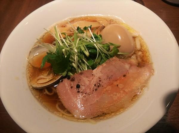 麺屋ねむ瑠のラーメン